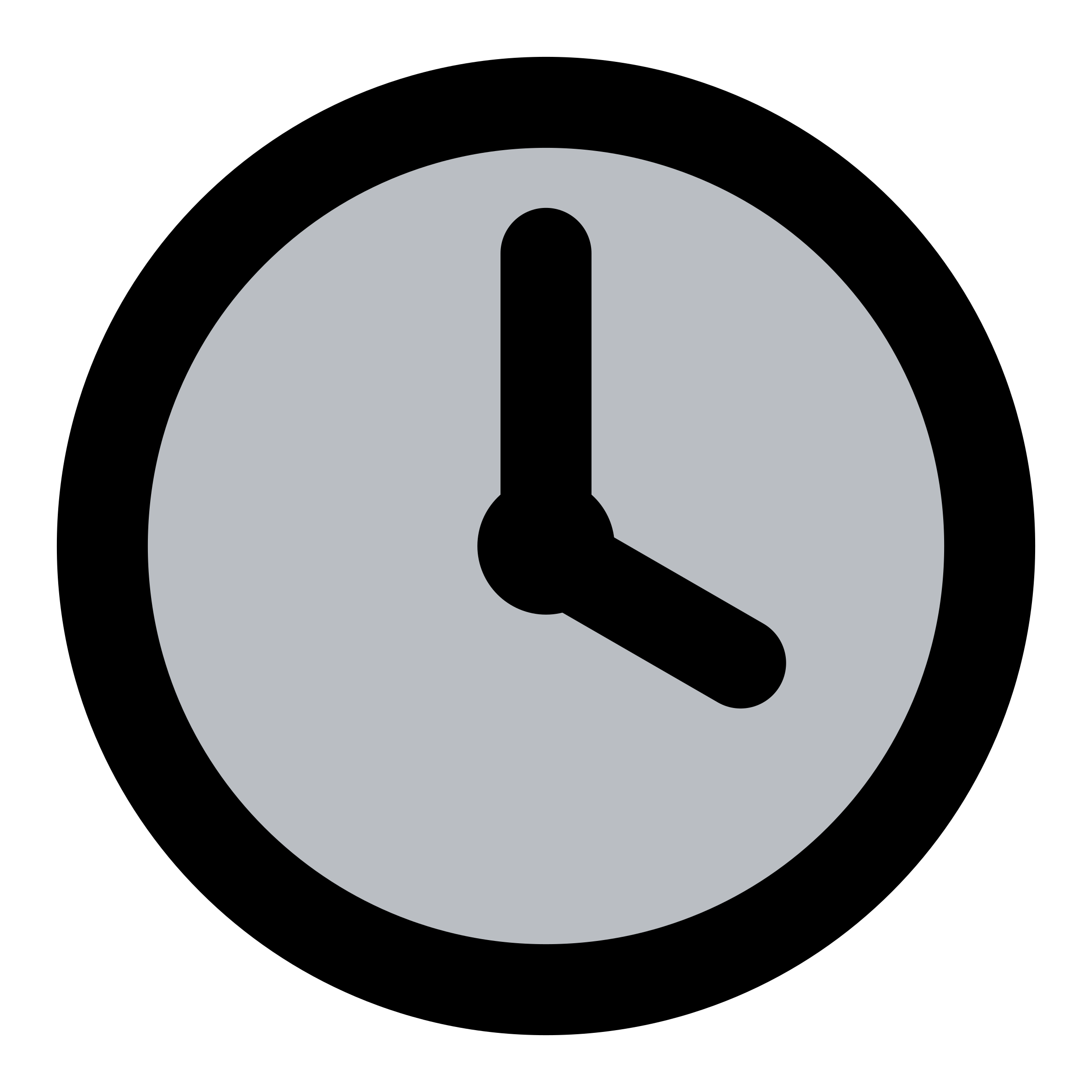 Clock icons png free. Clocks clipart simple