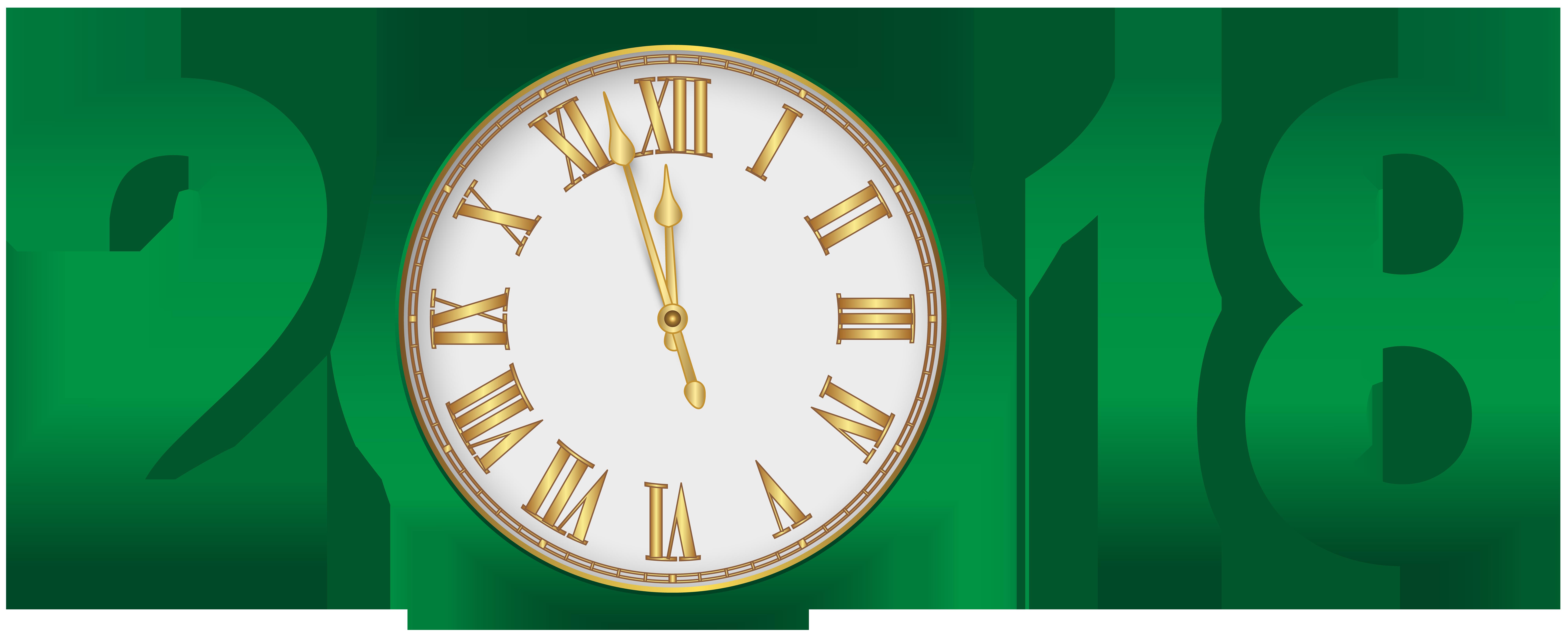 green clock transparent. Clocks clipart spring