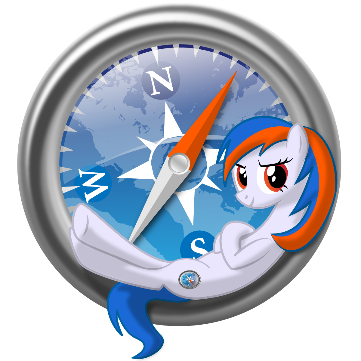 Image my little pony. Clocks clipart time travel