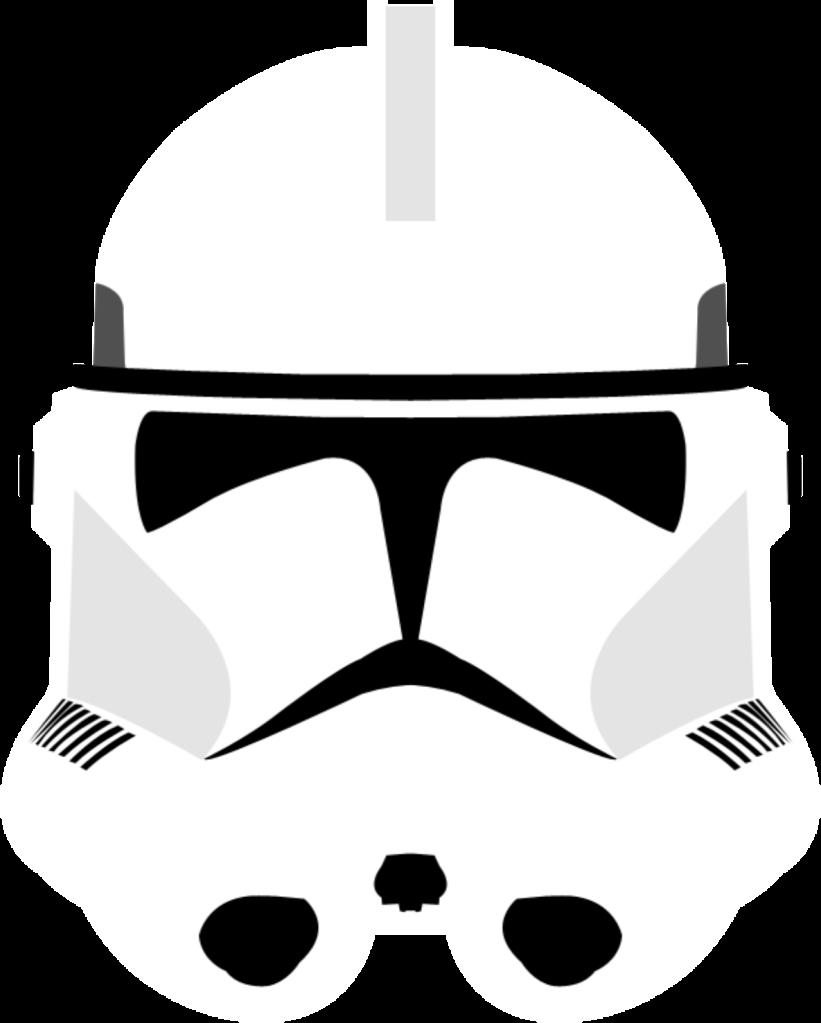 Design your own so. Clone trooper helmet png