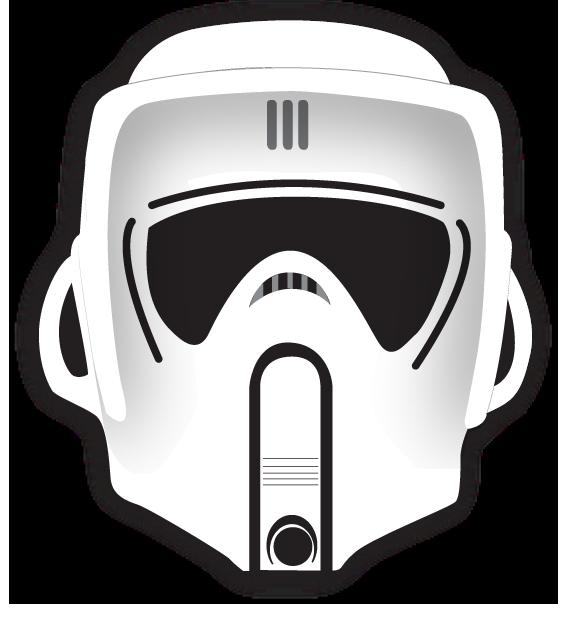 Clone trooper helmet png.  star wars for