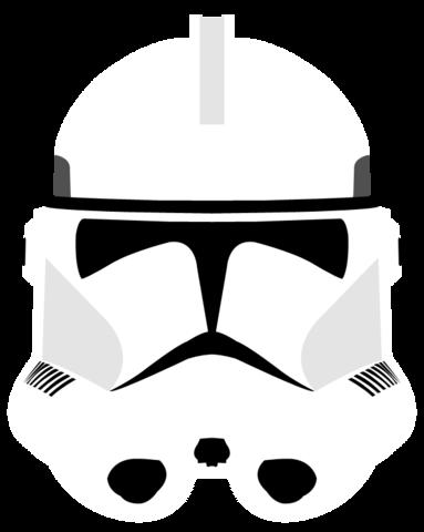 Image phase ii by. Clone trooper helmet png