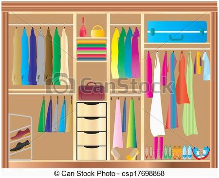 Closet clipart. Unique clip art cartoon