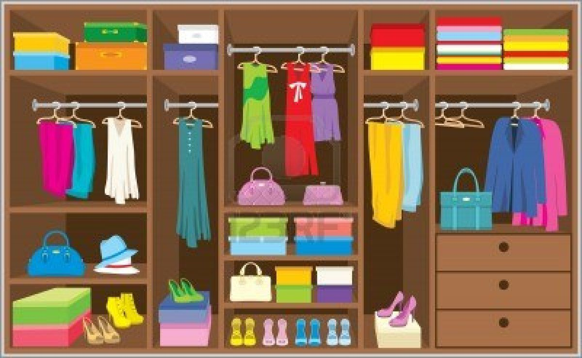 Collection of free download. Closet clipart