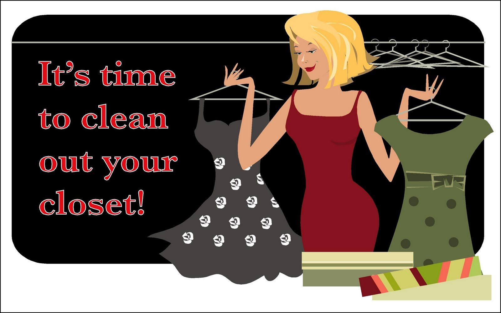 Closet clipart clean closet. The simple way to
