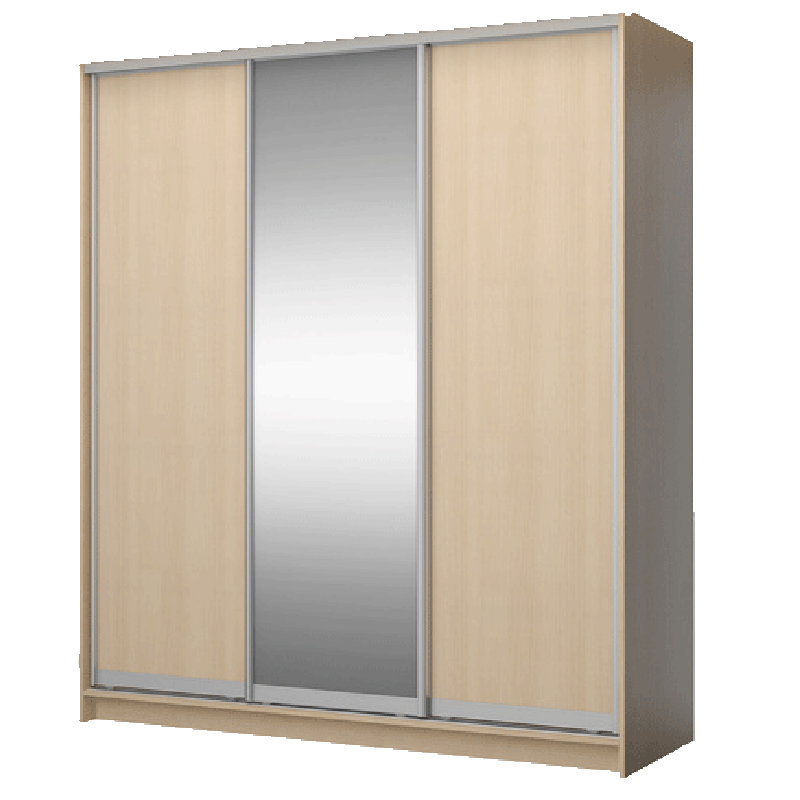 Closet closet door