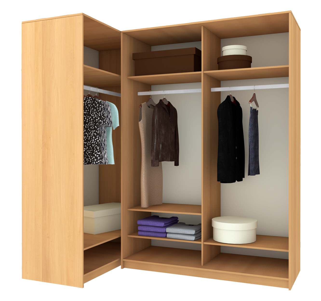 Cupboard png images free. Furniture clipart closet