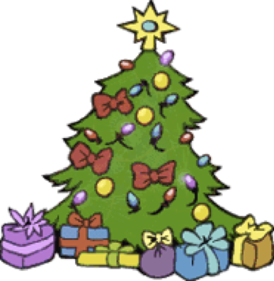 Sharing tree and christmas. Closet clipart community