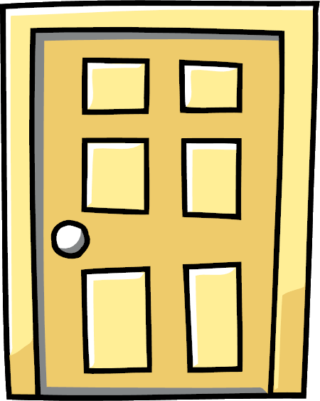 Door clipart closet door. Open cliparts free download