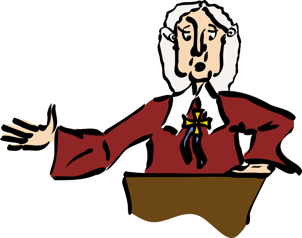 Your right to request. Evidence clipart court trial