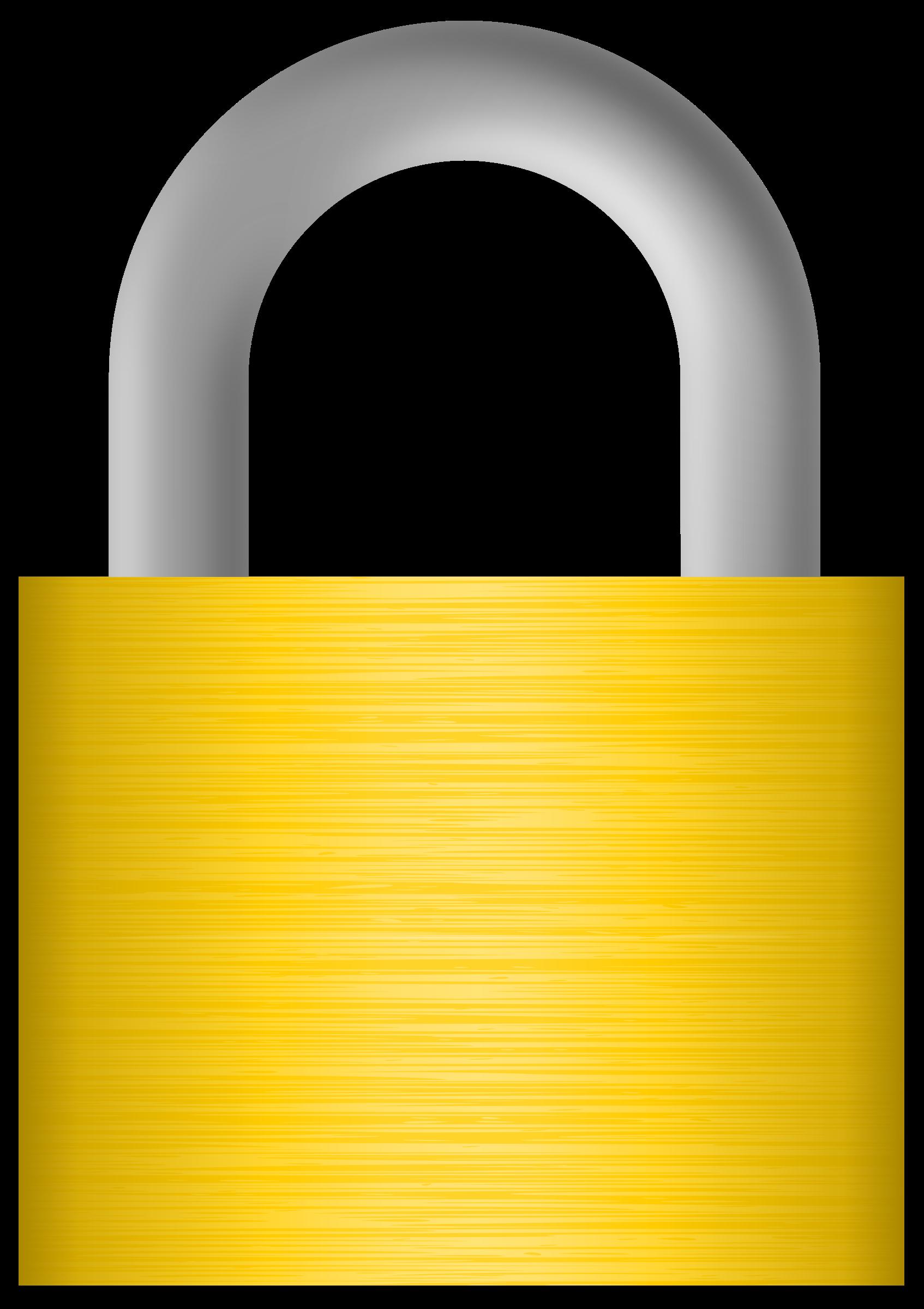 lock clipart school