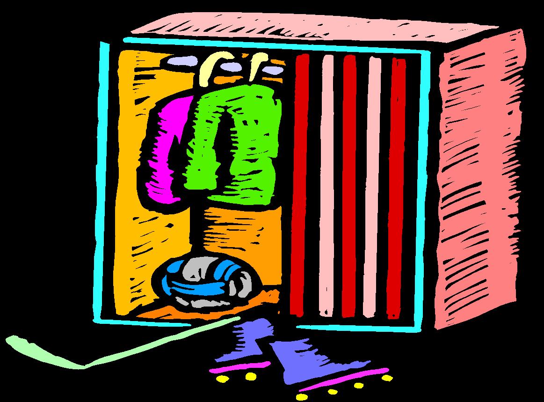 Student handbook beginning at. Locker clipart one
