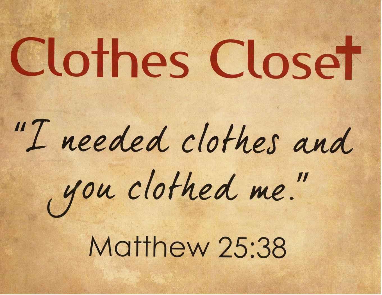 Closet clipart many clothes. Lakewood baptist church phenix