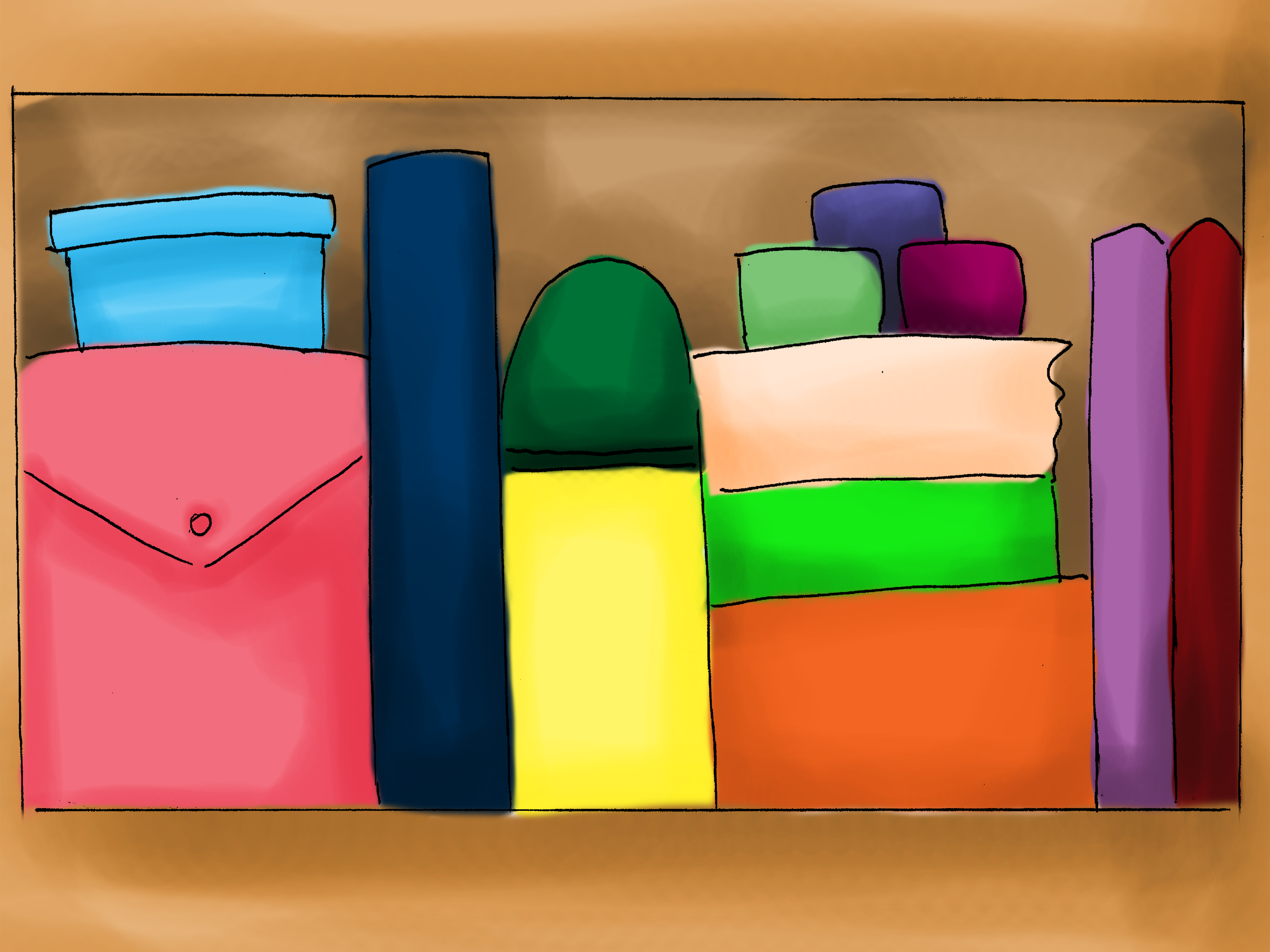 Free organizing home cliparts. Organization clipart neat