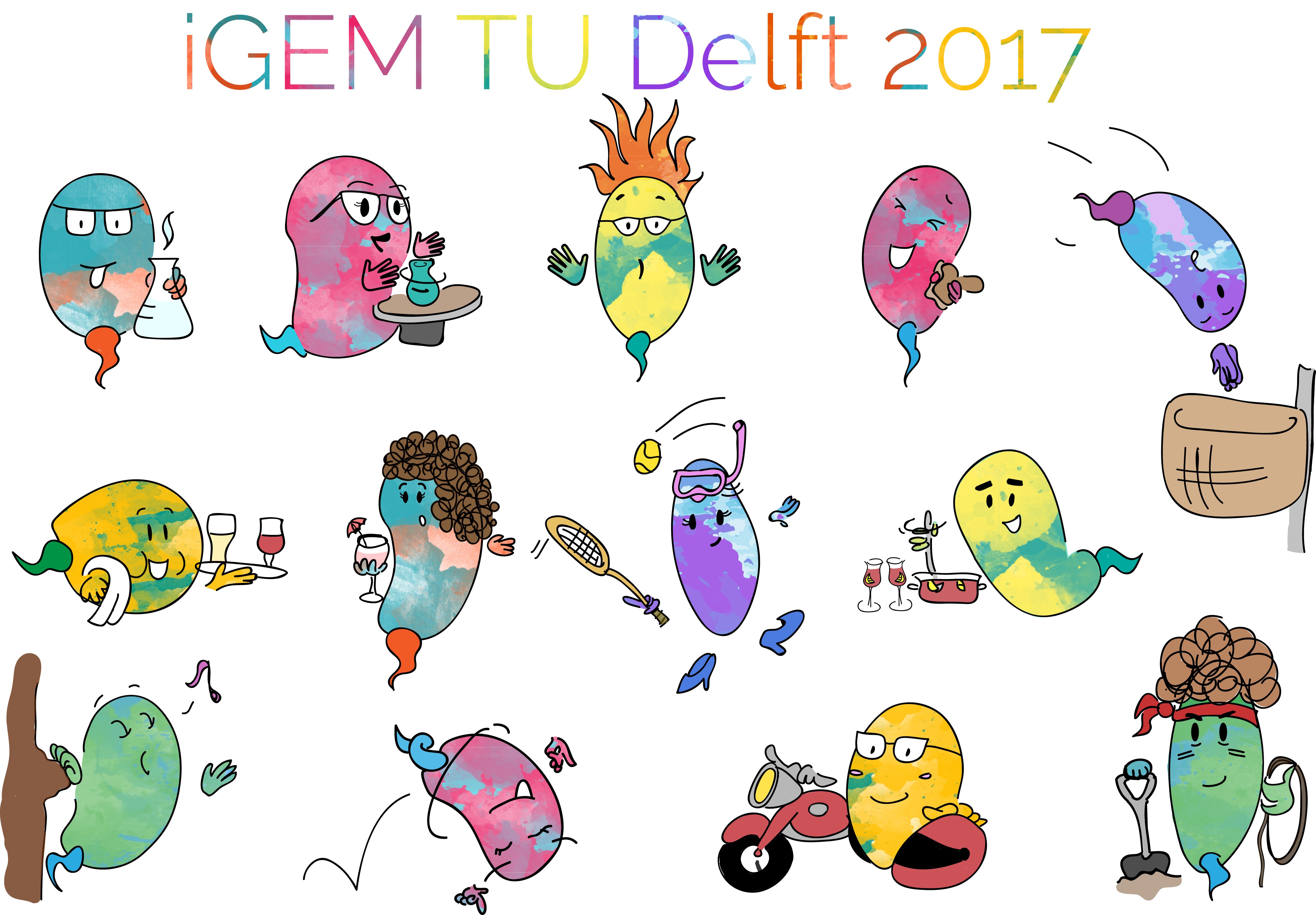 Tudelft igem org . Motivation clipart team player