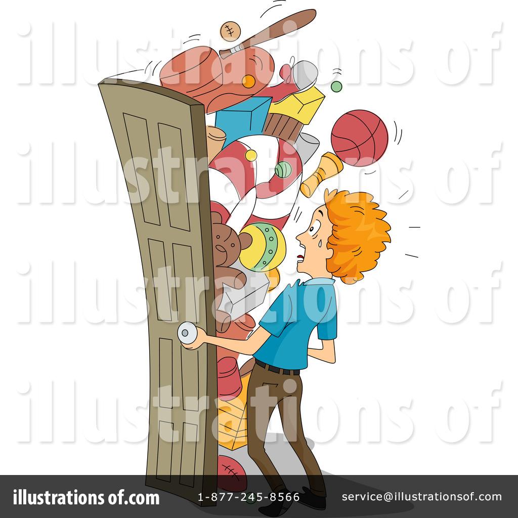 Closet clipart stock photo. Illustration by bnp design