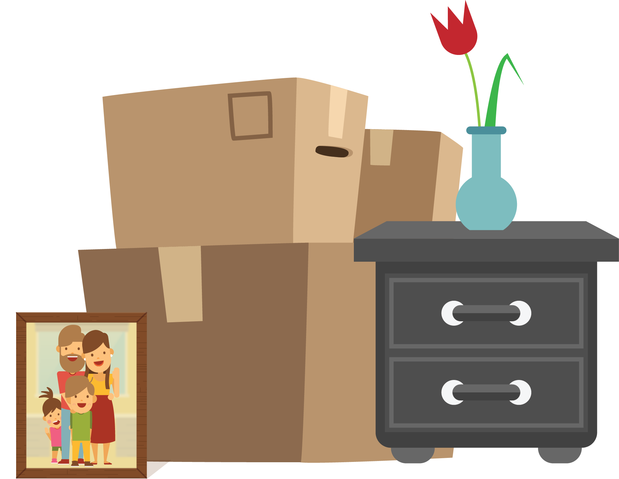 Storage units near you. Military clipart military family