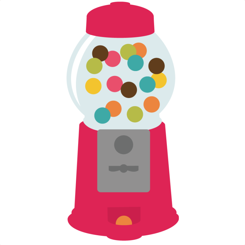 Gumball machine file free. Peanuts clipart svg
