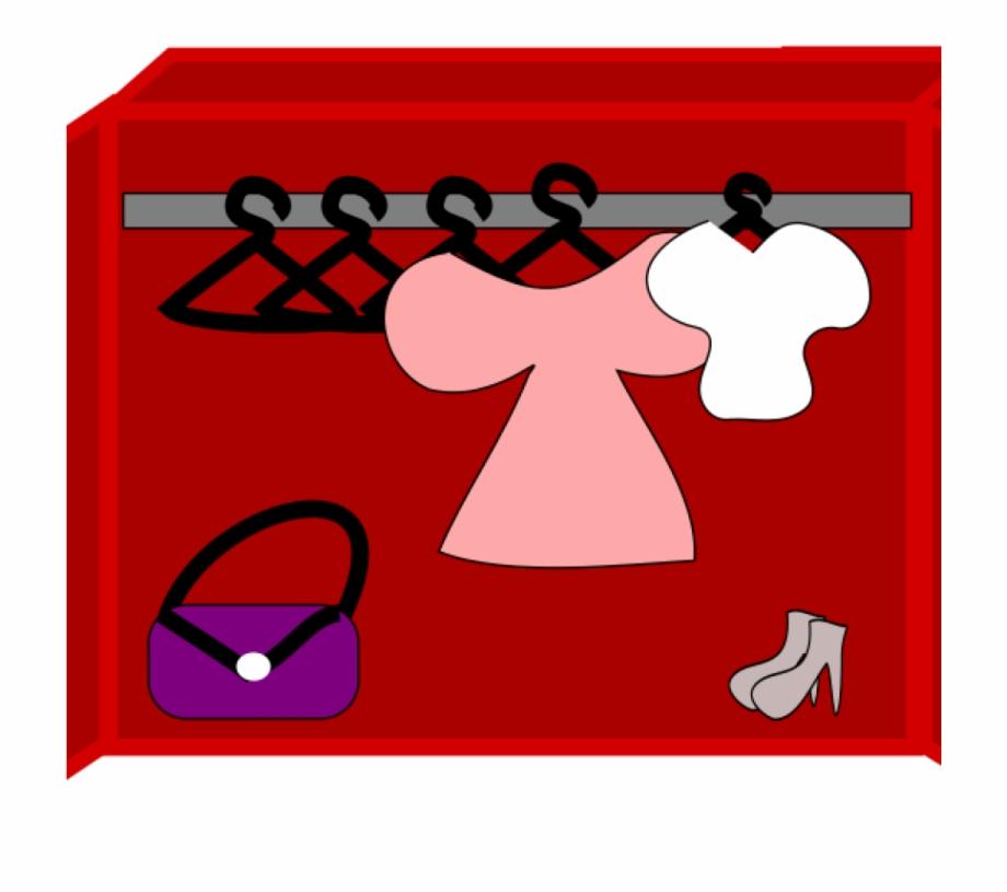 Closet clipart svg. Clip black and white