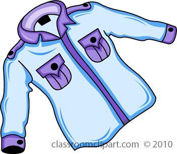 Free clip art pictures. Clothing clipart shirt
