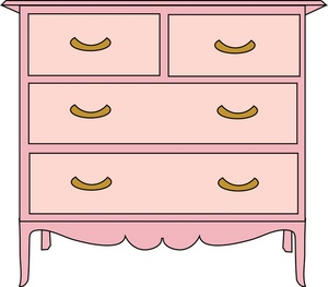 Furniture clipart dresser. Free cliparts download clip