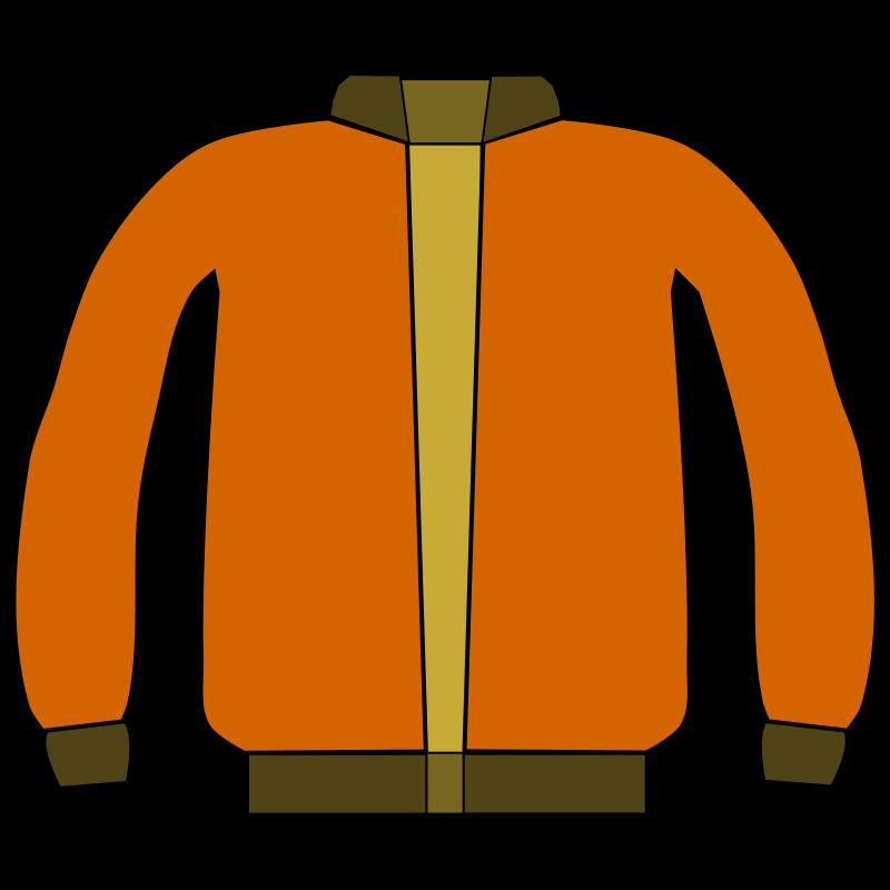 Jacket transparent background