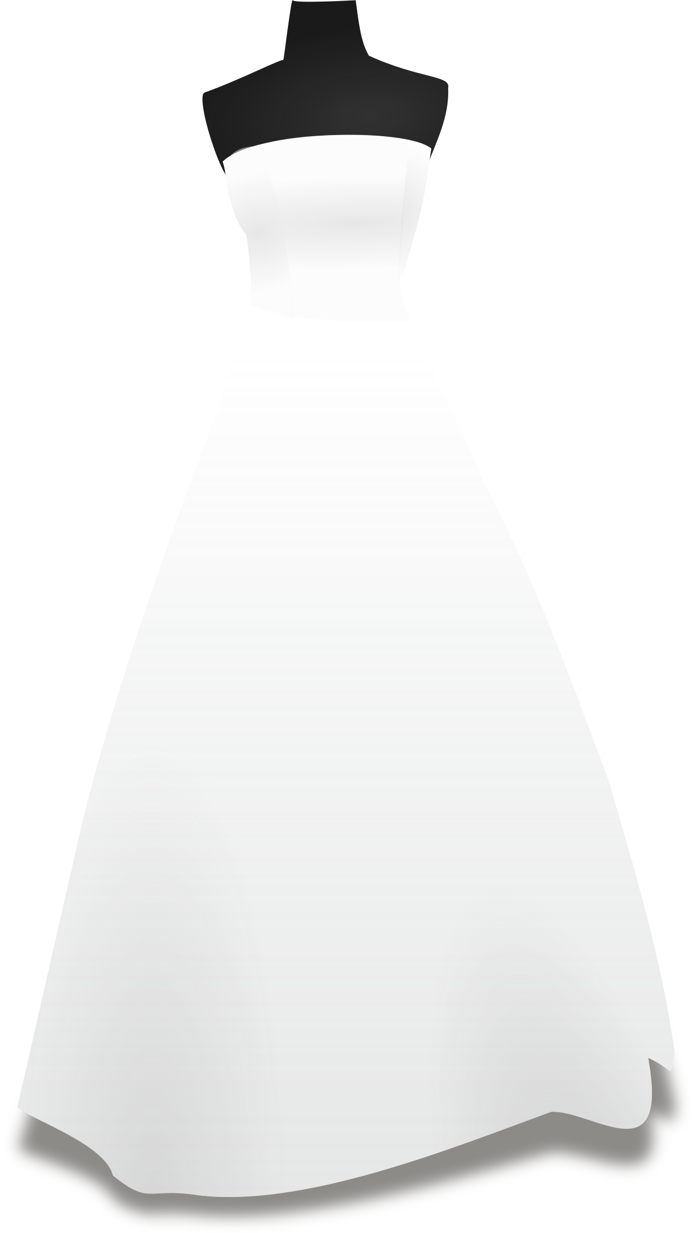 Dress clipart gown. Wedding dresses big image