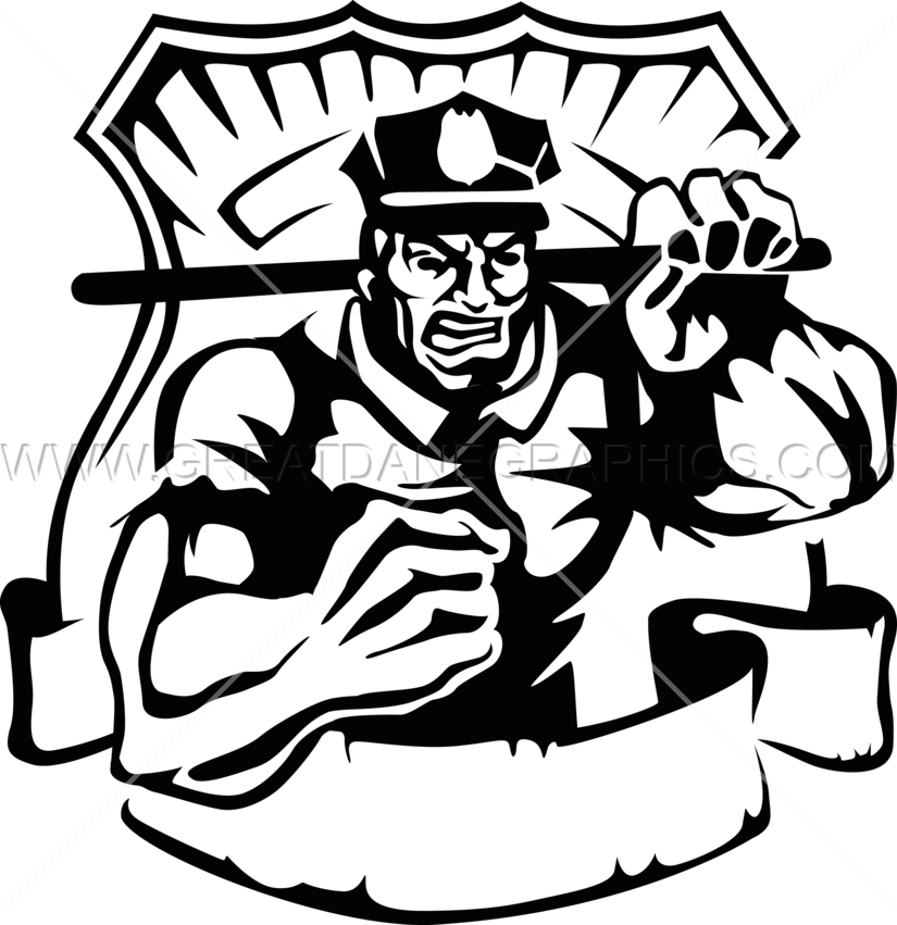 Officers drawing at getdrawings. Cop clipart police shirt