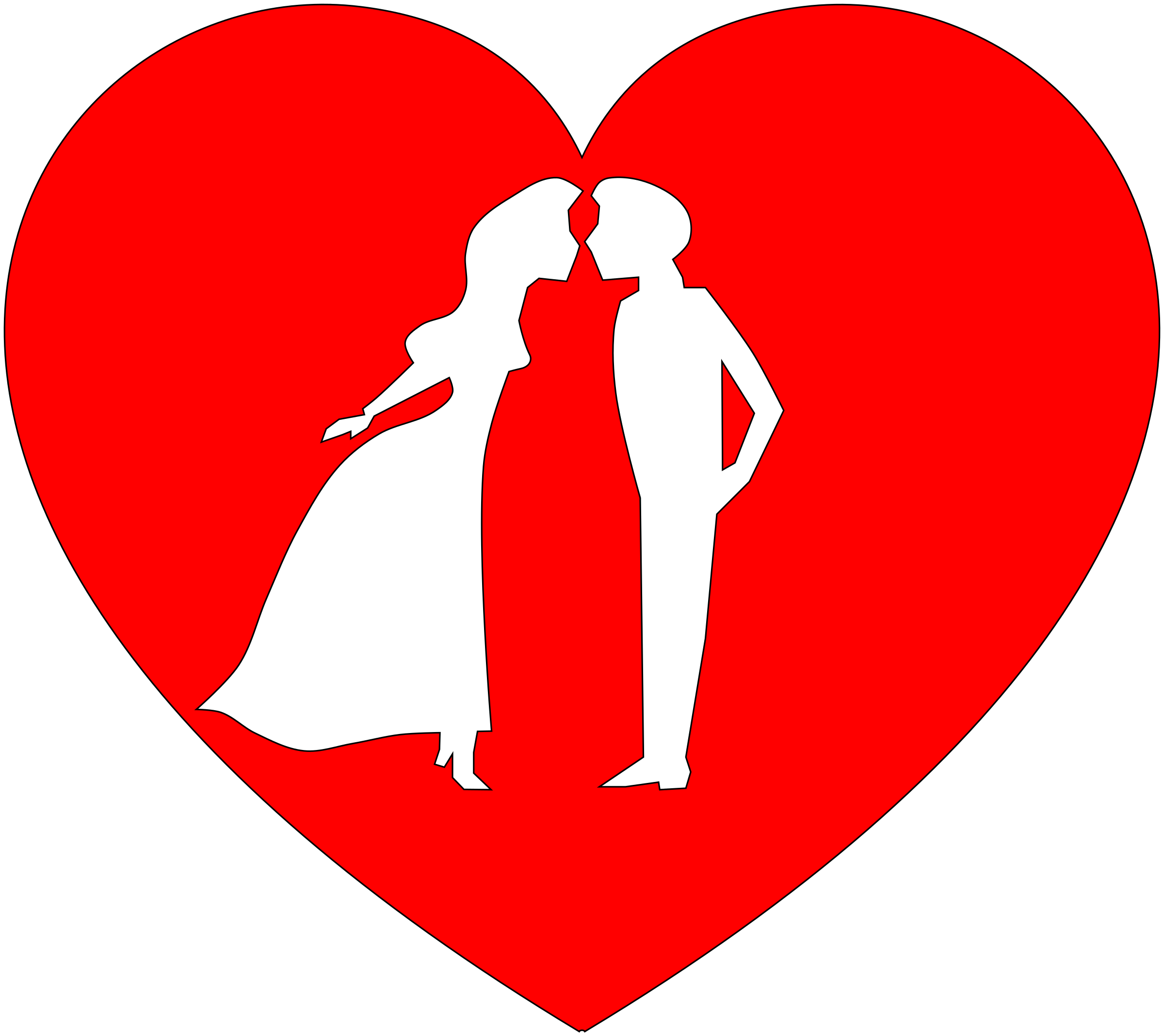 Couple clipart heart. Free photo pin pins