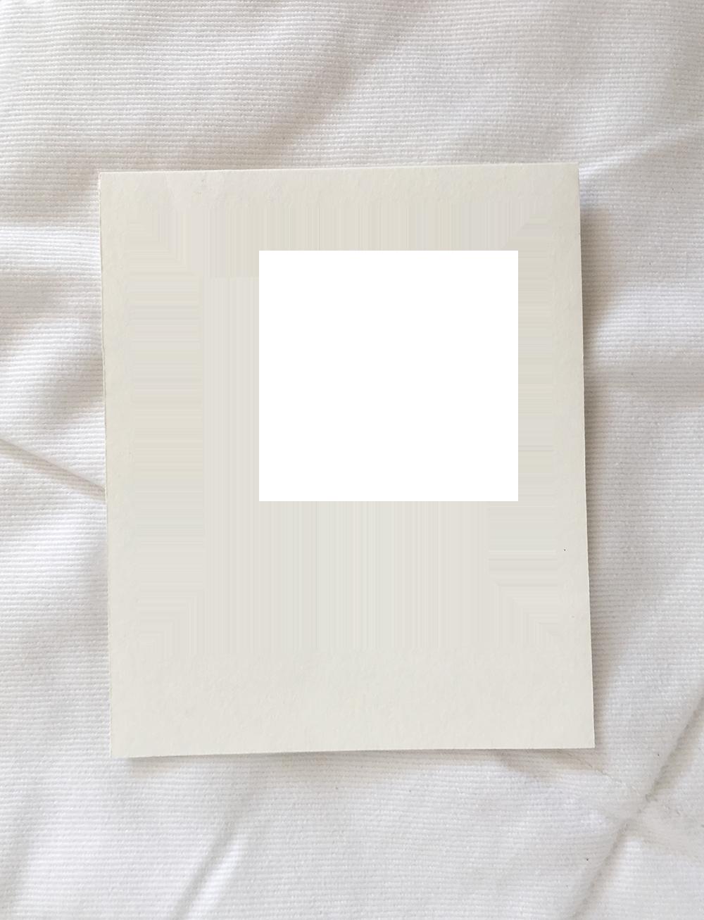 Polaroid png frame. Como colocar fotos em