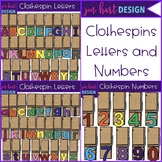 Worksheets teaching resources tpt. Clothespin clipart letter
