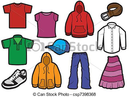 Clip art free images. Clothing clipart