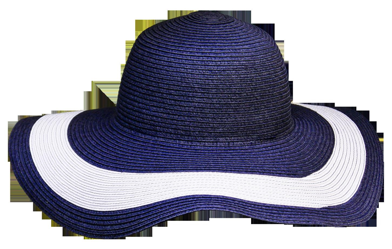 Blue png image purepng. Fedora clipart sun hat