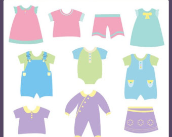 Clothing clipart child clothes. Free cliparts girl download