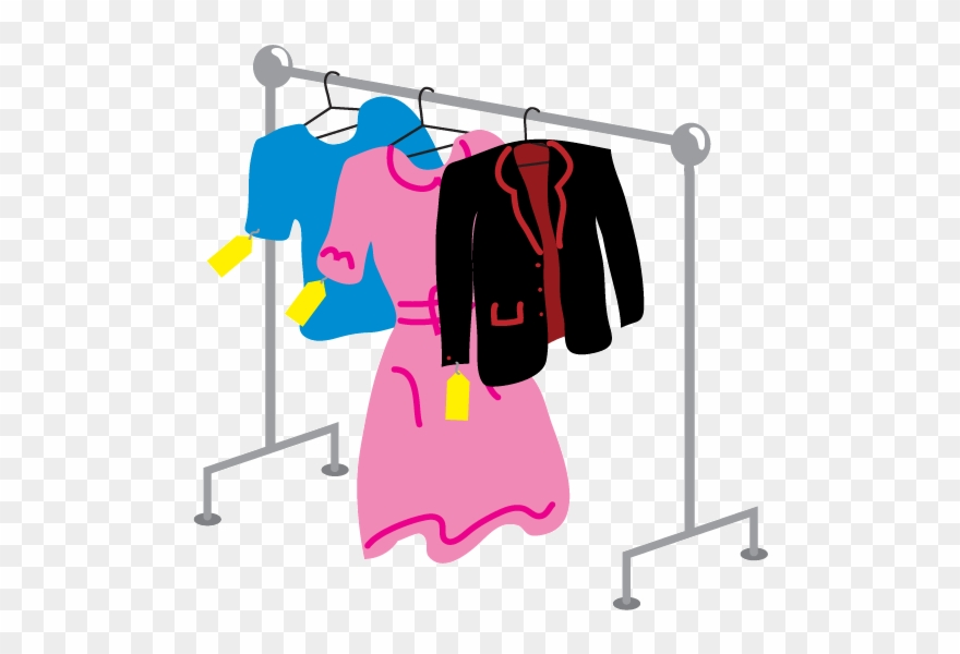 Garage pictures clothes png. Clothing clipart clothing sale
