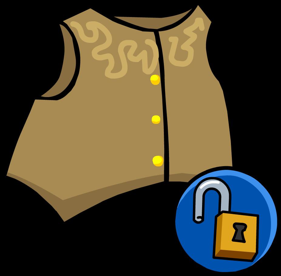 Icons png vector free. Cowboy clipart cowboy vest