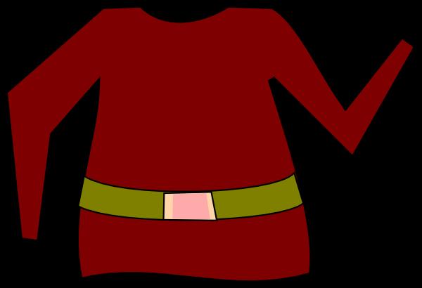 Elves clipart clothing. Free elf clothes cliparts