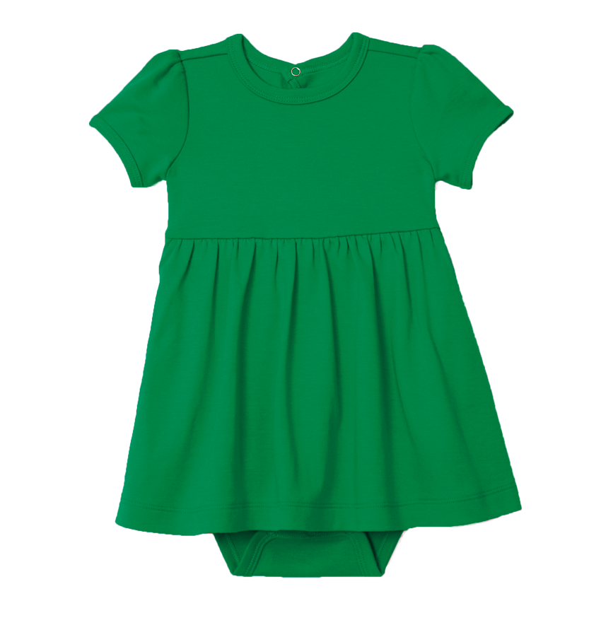 Clothing clipart green clothes. The baby dress colorful