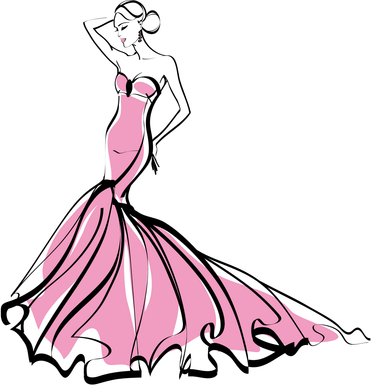 Fashion clipart fashion week. Png transparent professional images