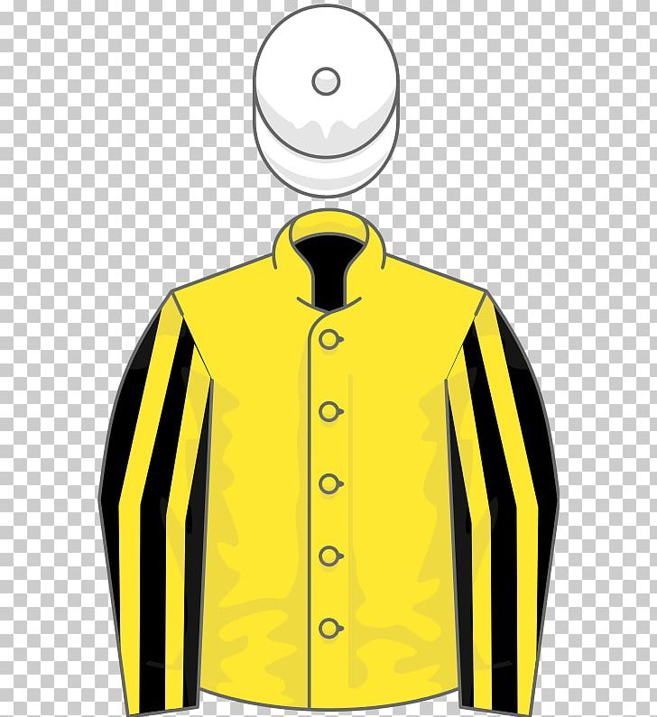 T shirt sleeve horse. Clothing clipart yellow jacket
