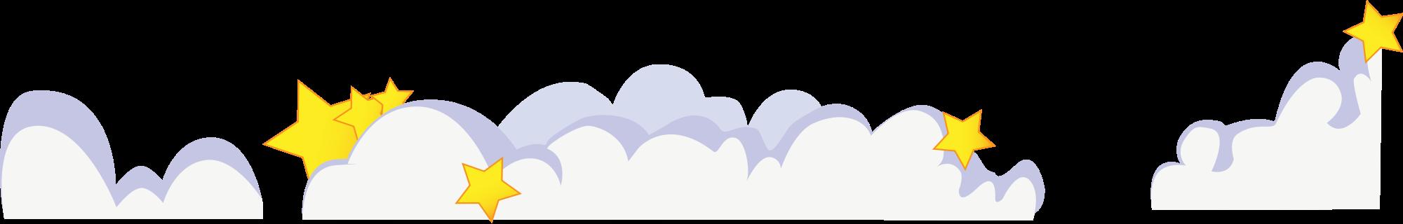 Cloud border png. Clouds cartoon file cute