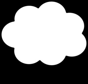 Cloud clipart. Panda free images clip