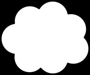 Clip art at clker. Cloud clipart