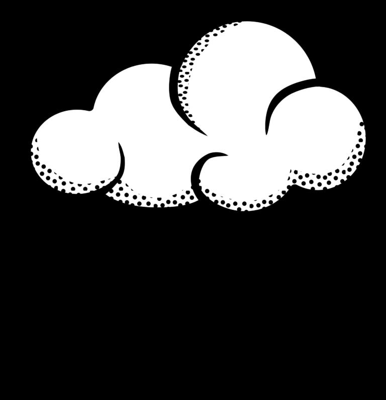 Thunderstorm clipart tag ulan. Rain cloud black and