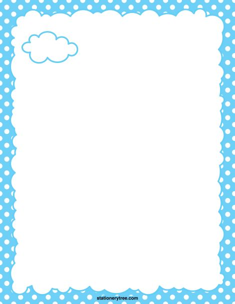 images of border. Cloud clipart borders