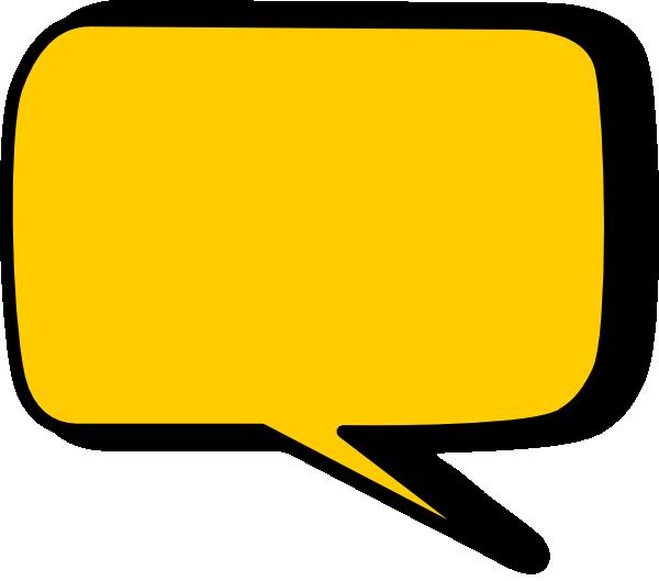 Square clipart speech bubble. Clip art at clker