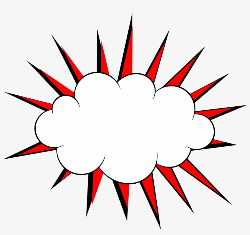 Clouds clipart comic book. Transparent cloud png