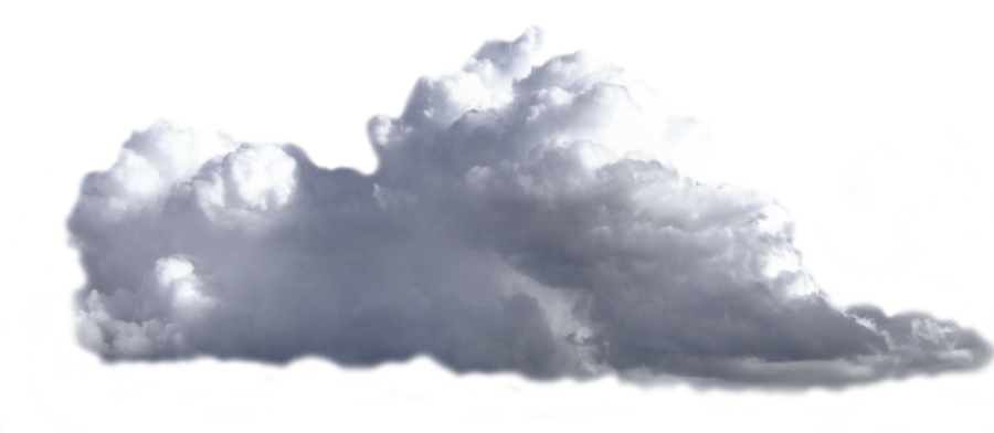 Cloud close png by. Outside clipart cloudy sky