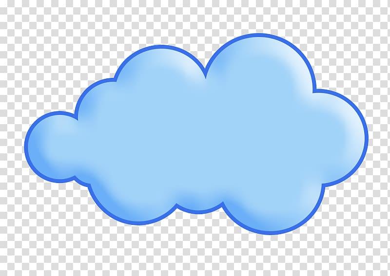 Cloud illustration computing internet. Clouds clipart frame