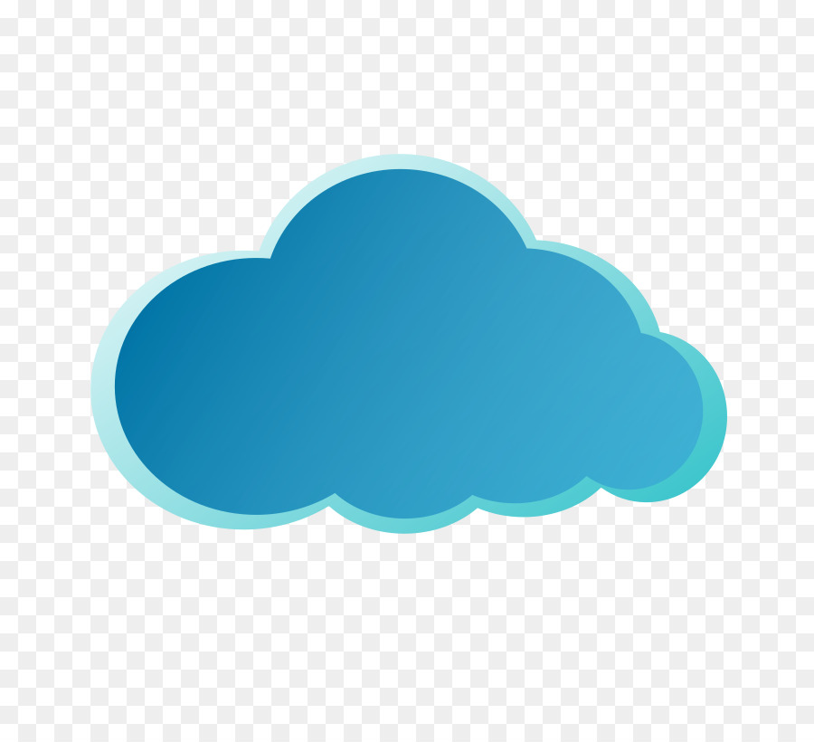 Clouds clipart logo. Cloud sky blue transparent